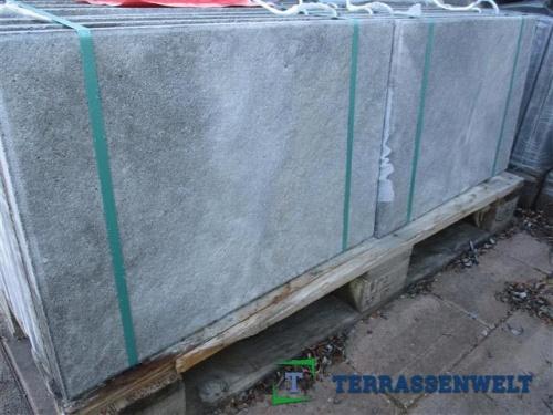terrassenplatten 1b die belgische muschelkalk 60 40 4 cm. Black Bedroom Furniture Sets. Home Design Ideas