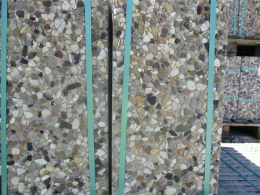 Terrassenplatten WASCHBETON LEINEKIES 25/50/5 CM