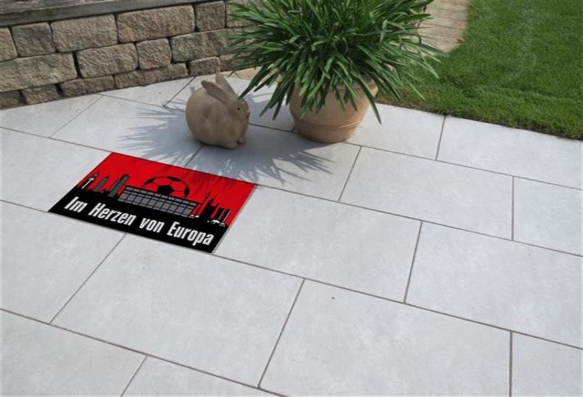 Terrassenplatten LATIO INDIVIDUAL FRANKFURT 60/40/4 CM