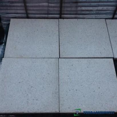 Terrassenplatten FERRO MARMOR-WEIß Balko 40/40/4 84/DBP