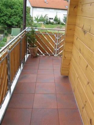 Terrassenplatten Die Belgische Rot Schw Gefl 40 40 4 Cm