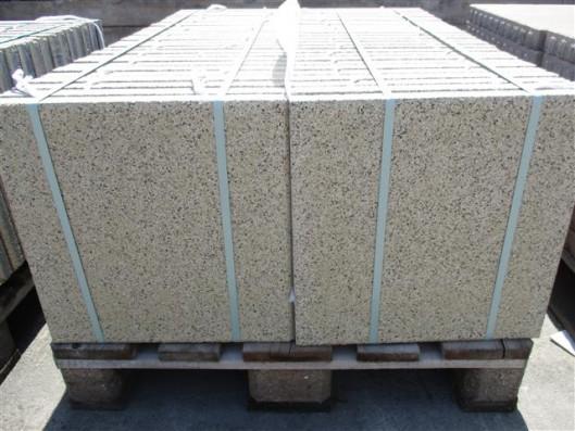 Terrassenplatten RUSTICA NANO GELB 40/40/4 CM
