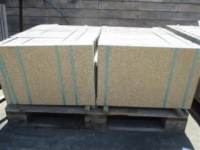 Terrassenplatten RUSTICA NANO GELB 60/40/4 CM