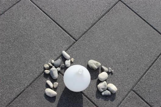 Terrassenplatten RUSTICA BASALT 60/40/4 CM