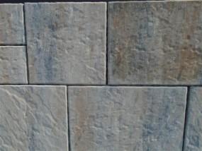 Terrassenplatten ROH VIA ROMANO MUSCHELKALK