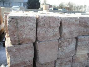 Mauersteine SIOLA® PICO BEIGE-BRAUN 10/10/10 CM PE3