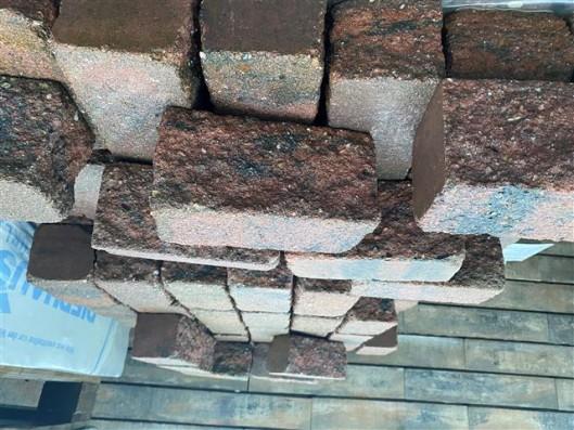 Mauersteine SIOLA PICO ROT-BASALT 20/10/10 CM PE3