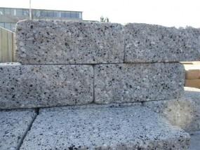 Mauersteine SIOLA®-LEICHT GRANIT 25/16,5/10 CM PE3