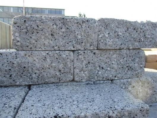 Mauersteine SIOLA-LEICHT GRANIT 25/16,5/10 CM PE3