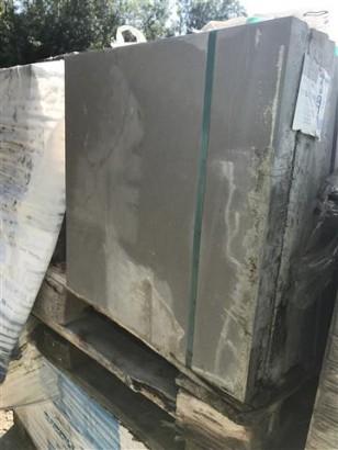 Terrassenplatten ZEMENTGRAU 50/50/5 CM M.F. - ST - W -