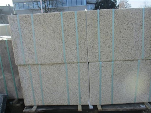 Terrassenplatten RUSTO OCKERGELB 60/40/4 CM PE2 72/DBP