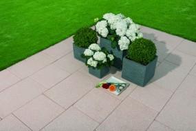 Terrassenplatten RUSTO ROSE 60/40/4 CM PE2 72/DBP