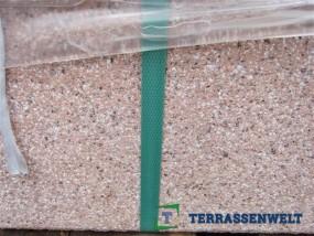 Terrassenplatten RUSTO ROSE 40/40/4 CM PE2