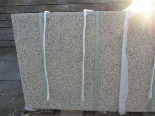 Terrassenplatten RUSTO GELB 40/40/4 CM PE2 56/DBP