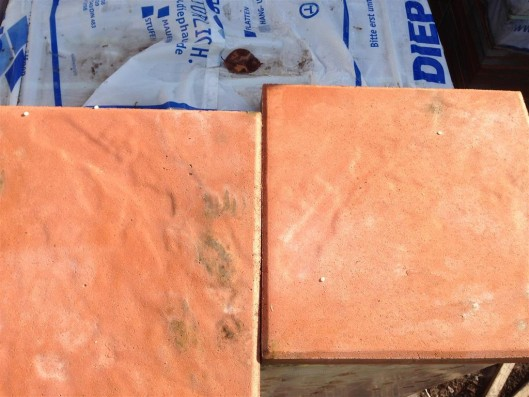 Terrassenplatten SANDSTEIN OCKER 40/40/4CM 108/DBP