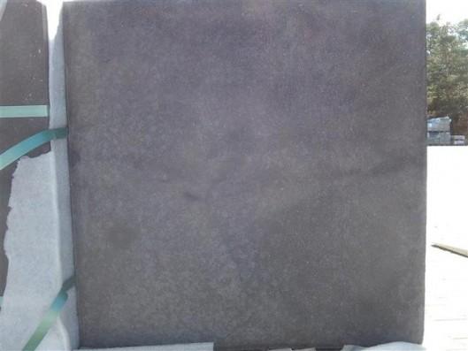 Terrassenplatten SANDSTEIN GRAU-SCHWARZ 40/40/4 S1 108/DB