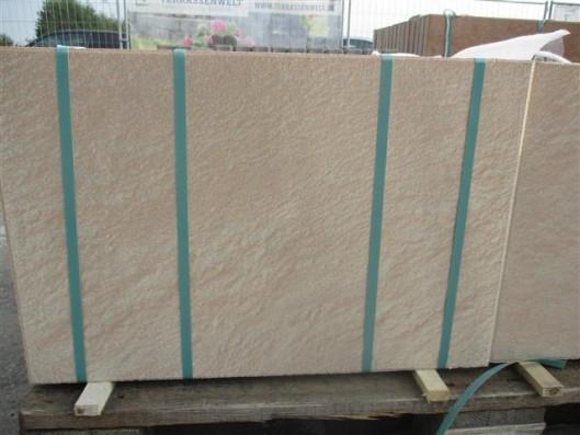 Terrassenplatten 1B NARDO PERLMUTT 60/40/4 CM