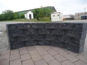 Objekte/- Gestaltungselemente 1B Riso Maxi Basalt 40/33/20/15CM IHS