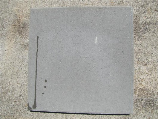 Terrassenplatten 1B ZEMENTGRAU 50/50/4 CM M. FASE 56/DBP