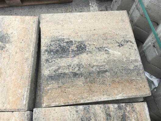 Terrassenplatten 1B VIA MUSCHELKALK 40/40/4 CM PE2