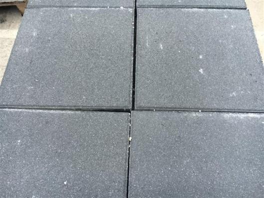 Terrassenplatten 1B VIA BASALT MIT GLIMMER 40/40/4 CM PE2