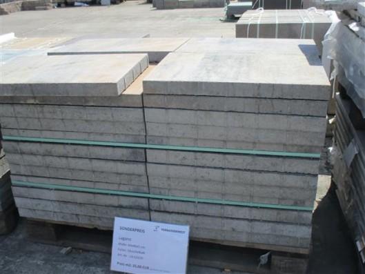 Terrassenplatten 1B LAGANO MUSCHELKALK 60/40/5 CM