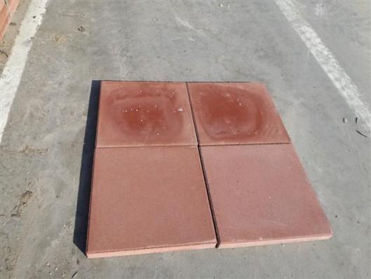 Terrassenplatten 1b Rot 50 50 5 Cm M Fase 48 Dbp Terrassenplatten
