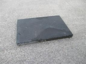 Terrassenplatten 1B ANTHRAZIT 60/40/4 CM M.FASE