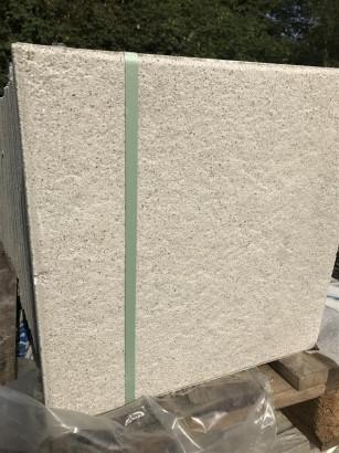 Terrassenplatten 1B DIE BELGISCHE GRAU-WEIß BESCH.40/40/4