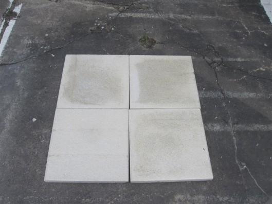Terrassenplatten 1B DIE BELGISCHE BEIGE-HELL 40/40/4