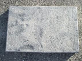 Terrassenplatten 1B ANCONA WEIß-SCHWARZ GEFL. 60/40/4