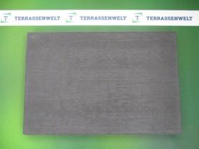 Terrassenplatten 1B STRUKTURPLATTE BASALT 60/40/4 CM PE3