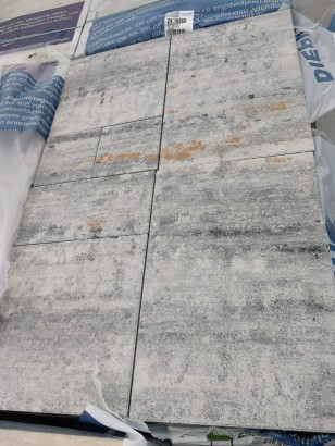 Terrassenplatten 1B DIORA MUSCHELKALK MEHRFORMAT PE3