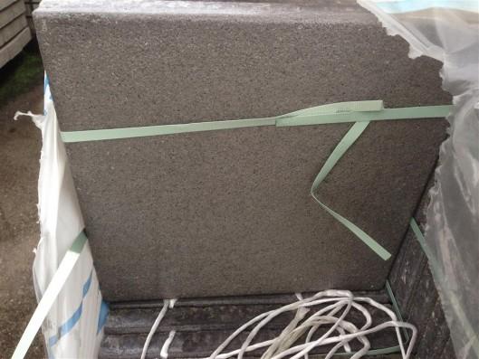 Terrassenplatten 1B PURA BASALT 40/40/4 CM 112/DBP