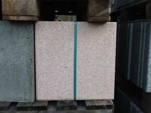 Terrassenplatten 1B 40/40 RUSTICA ROSE