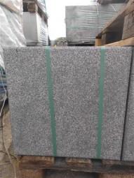 Terrassenplatten 1B RUSTICA SCHWARZ-GRANIT 40/40/4