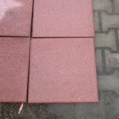 Terrassenplatten 1B PREMIUM ROT S1 40/40/4 CM 56/DBP