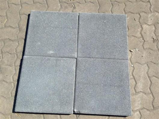 Terrassenplatten 1B PREMIUM QUARZ-ANTHRAZIT 40/40/4 CM