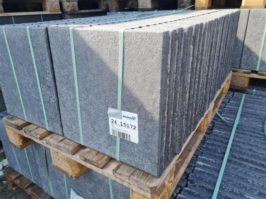 Terrassenplatten 1B RUSTO BASALT 40/40/4 CM PE2