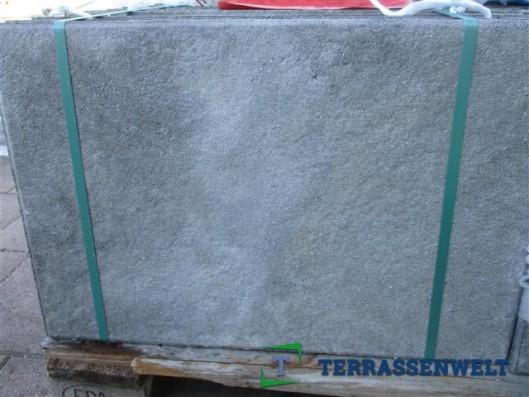 Terrassenplatten 1B DIE BELGISCHE MUSCHELKALK 60/40/4 CM