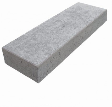 Stufen 1B BLOCKSTUFE GRAU 100/40/14 CM