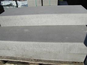 Stufen 1B BLOCKSTUFE GRAU 120/36/16 CM