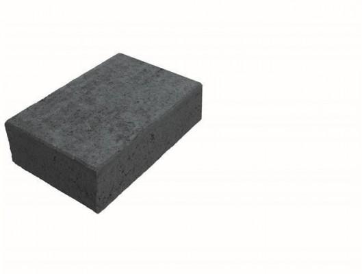 Objekte/- Gestaltungselemente 1B BLOCKSTUFE ANTHRAZIT 50/35/15 CM
