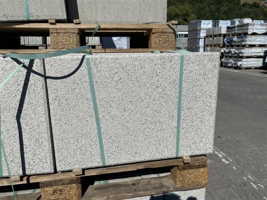 Terrassenplatten 1B RUSTICA GRAU-GRANIT 60/40/4 CM