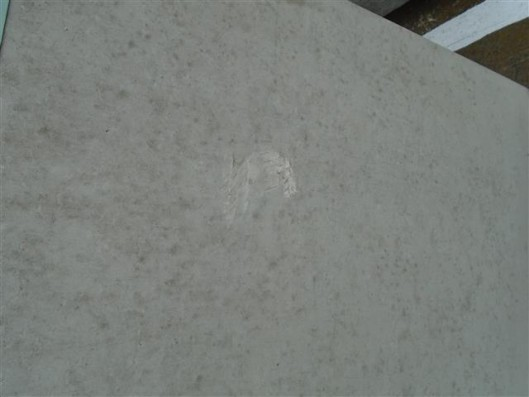 Objekte/- Gestaltungselemente 1B L-STEIN BEW GRAU 155/100/85/12 CM