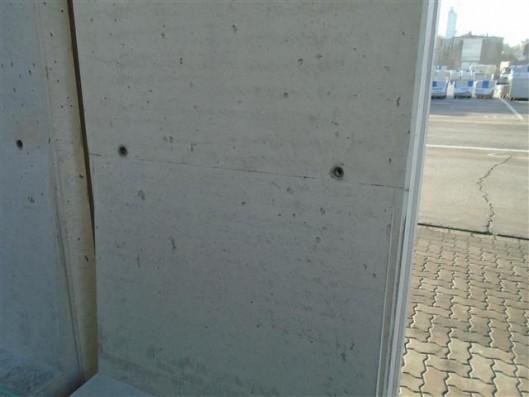 Objekte/- Gestaltungselemente 1B L-STEIN BEW GRAU 205/100/115/12 CM