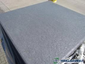 Terrassenplatten 1B BELGISCHE SCHWARZ-BASALT 60/60/4 CM