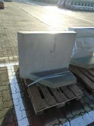 Objekte/- Gestaltungselemente 1B L-STEIN-ECKE BEW. 90° 80/100 RECHTS