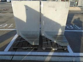 Objekte/- Gestaltungselemente 1B L-STEIN-ECKE BEW. 90° 130/100 RECHTS