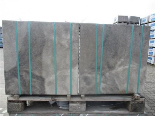 Terrassenplatten 1B BEL. MUSCHELKALK 60/60/4 CM NF